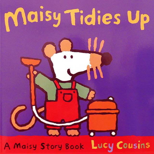 Maisy's Tidies Up