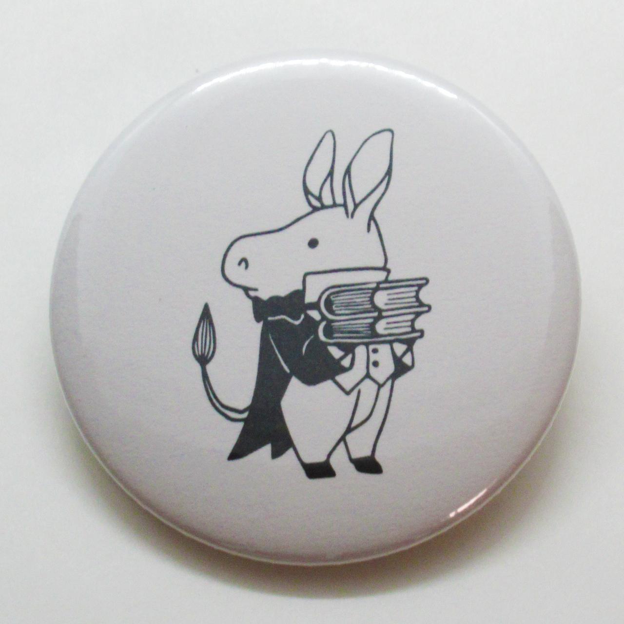 缶バッジ*Animalシリーズ-No.036