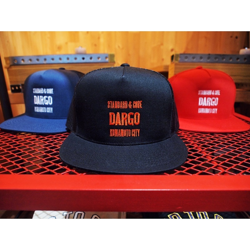 【DARGO】Original Trucker Cap (3color)