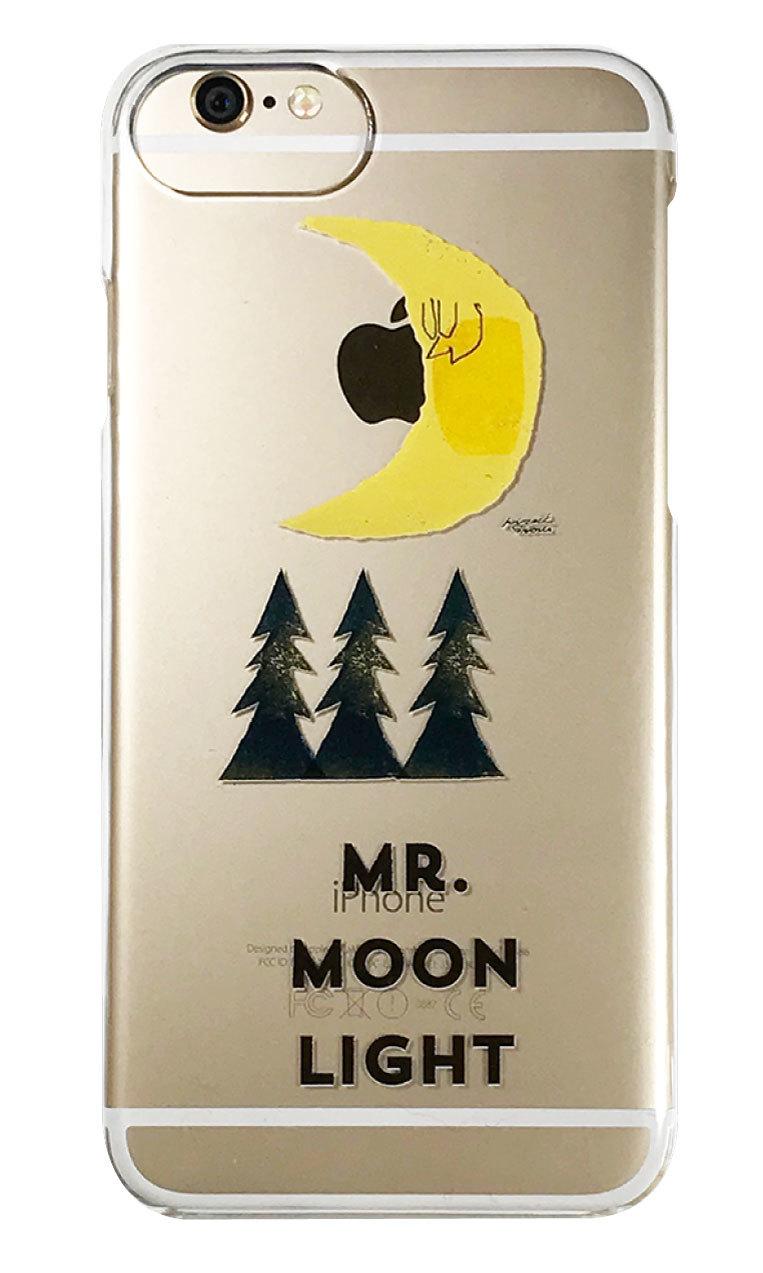 moon クリアハードケース