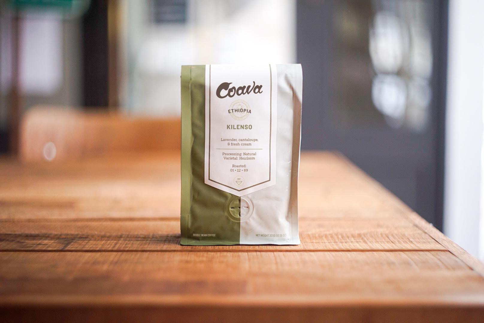 シングルオリジン Coava coffee〈Kilenso〉ETHIOPIA 300g
