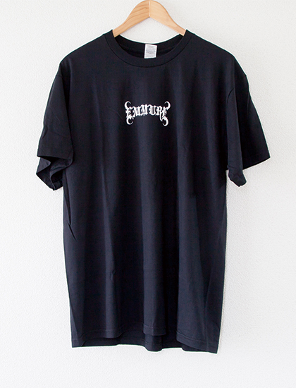 【EMMURE】Duality T-Shirts (Black)
