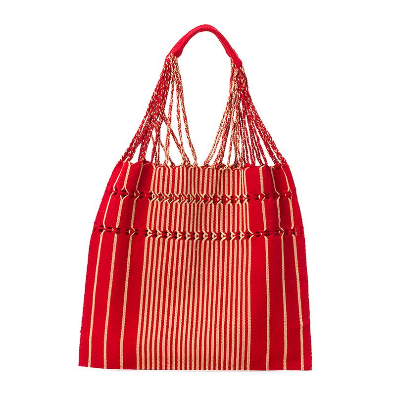 HAMMOCK BAG - Red