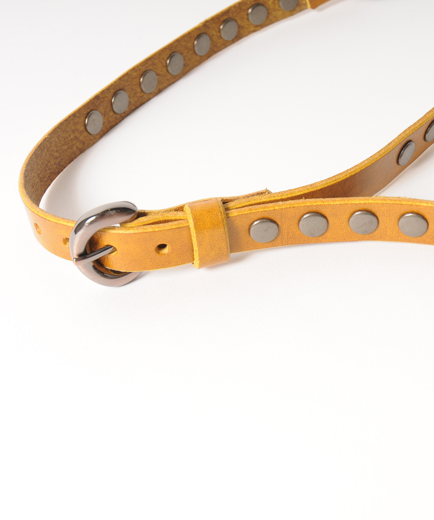 Joe18WT-21 leather belt design katyume A