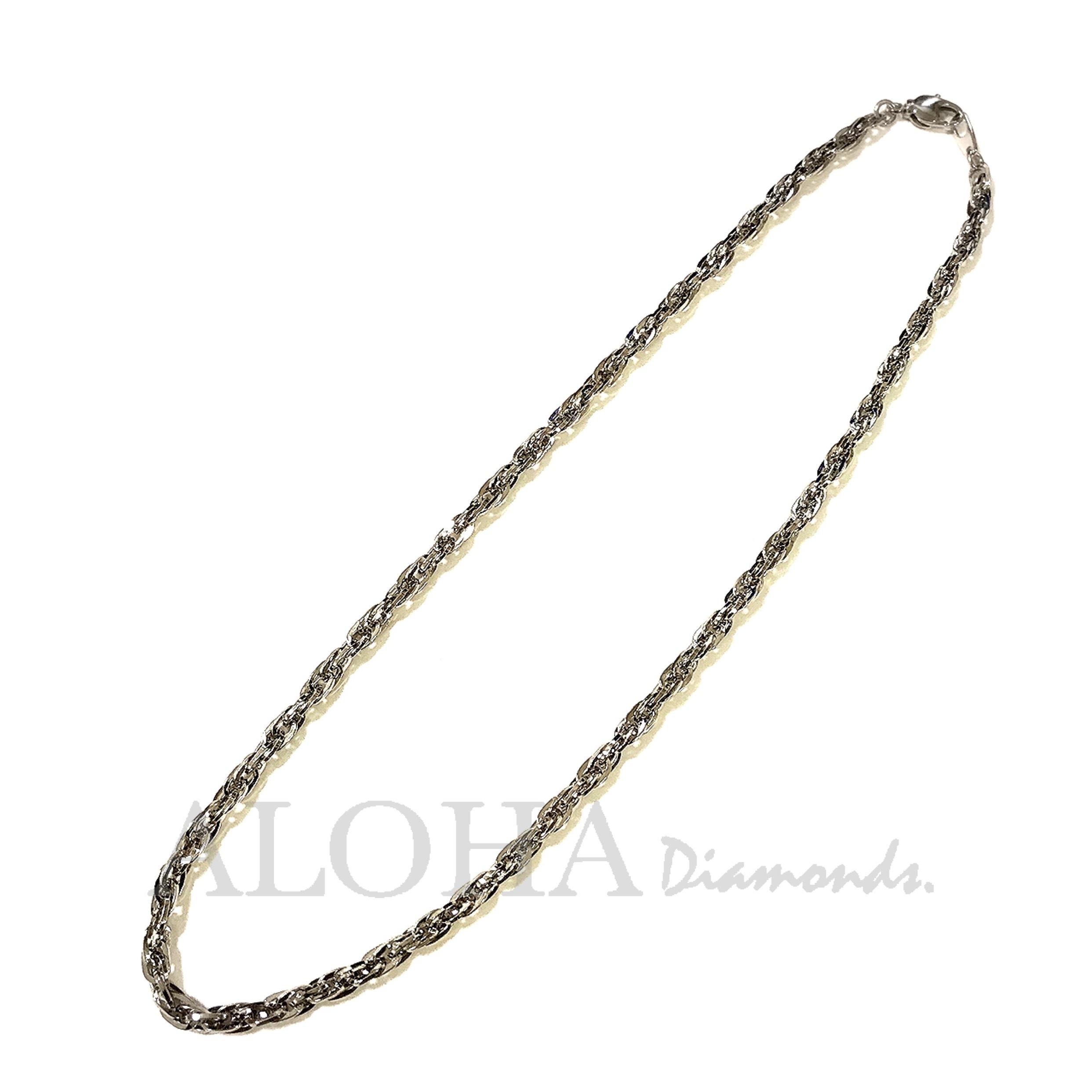 ✴︎✴︎✴︎The chain - No.4 ✴︎✴︎✴︎シルバー/ネックレス 43.5cm(ネックレス単品)
