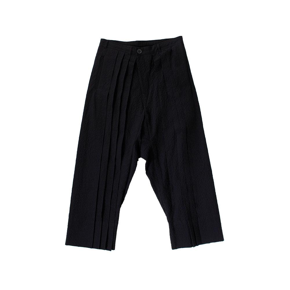 JAN JAN VAN ESSCHE  Pants Black