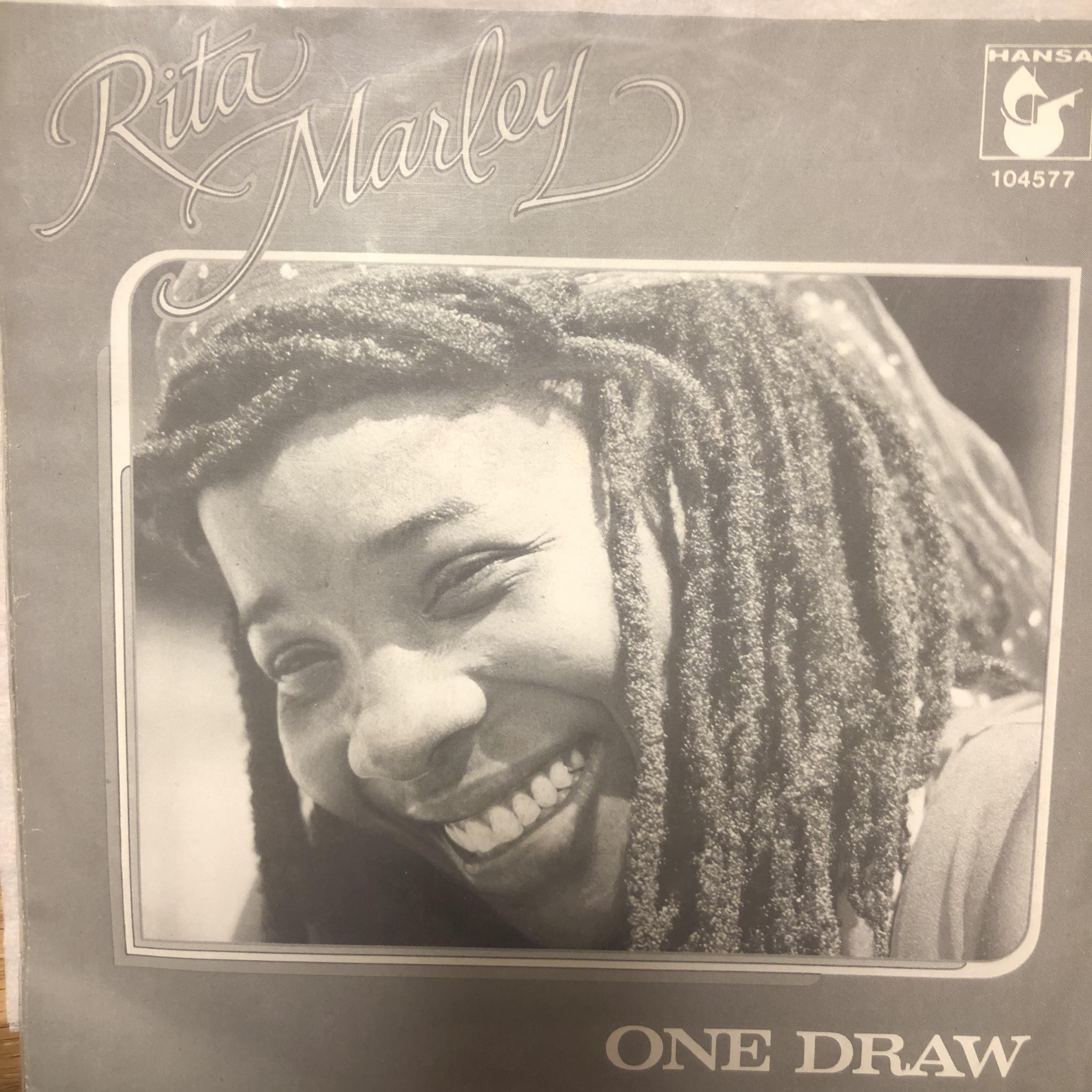 Rita Marley - One Draw【7-20488】