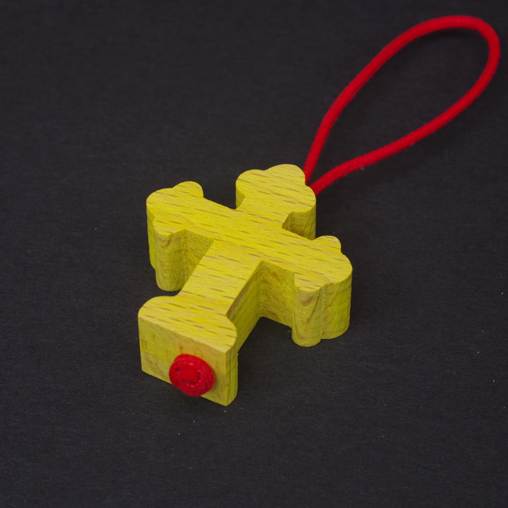 小黒三郎 オーナメント 十字架