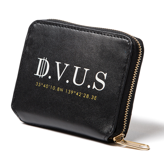 Deviluse(デビルユース) | Mini WALLET(Black)
