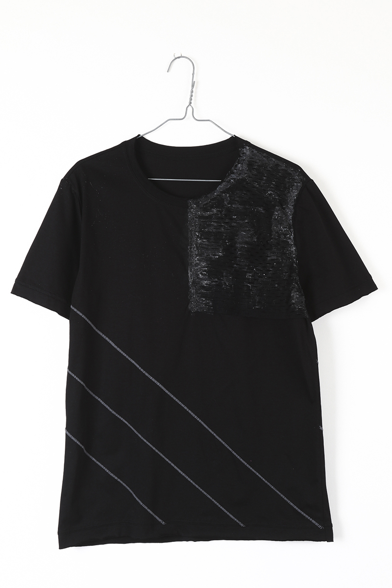 WEARABLE ART Tshirt [Article 03]MICHAIL GKINIS AOYAMA