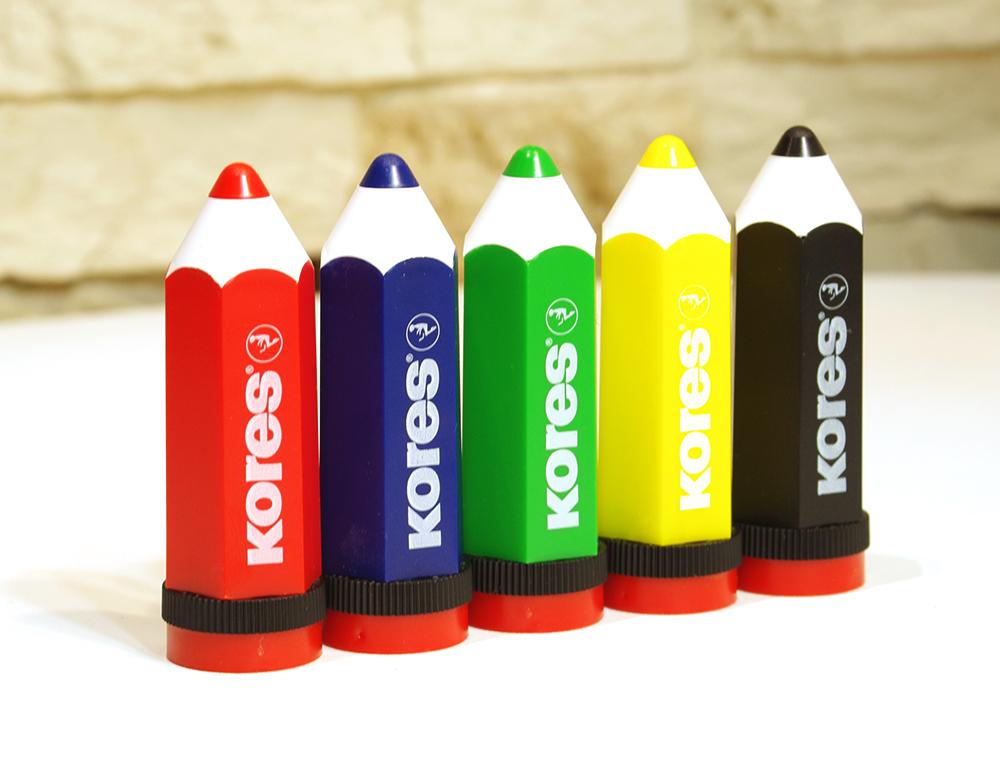 Kores コレス/ 鉛筆型鉛筆削り Kolorito