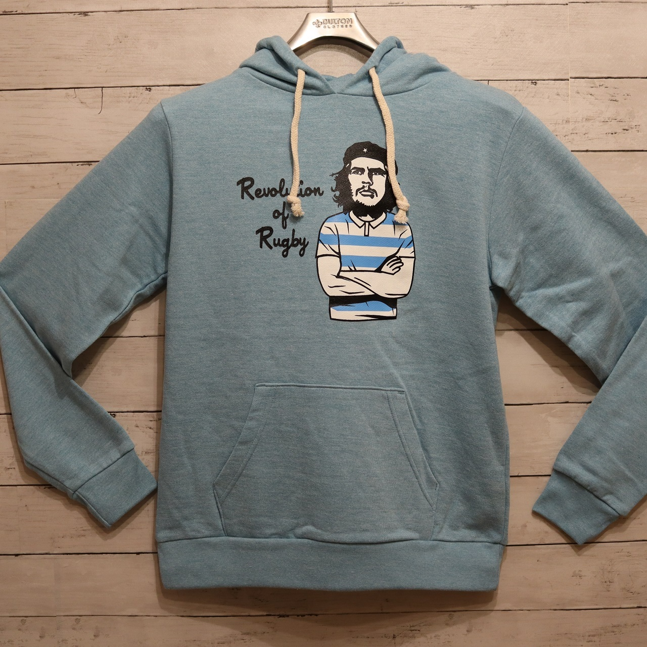 【YBC】Revolution of Rugby Hoody Blue