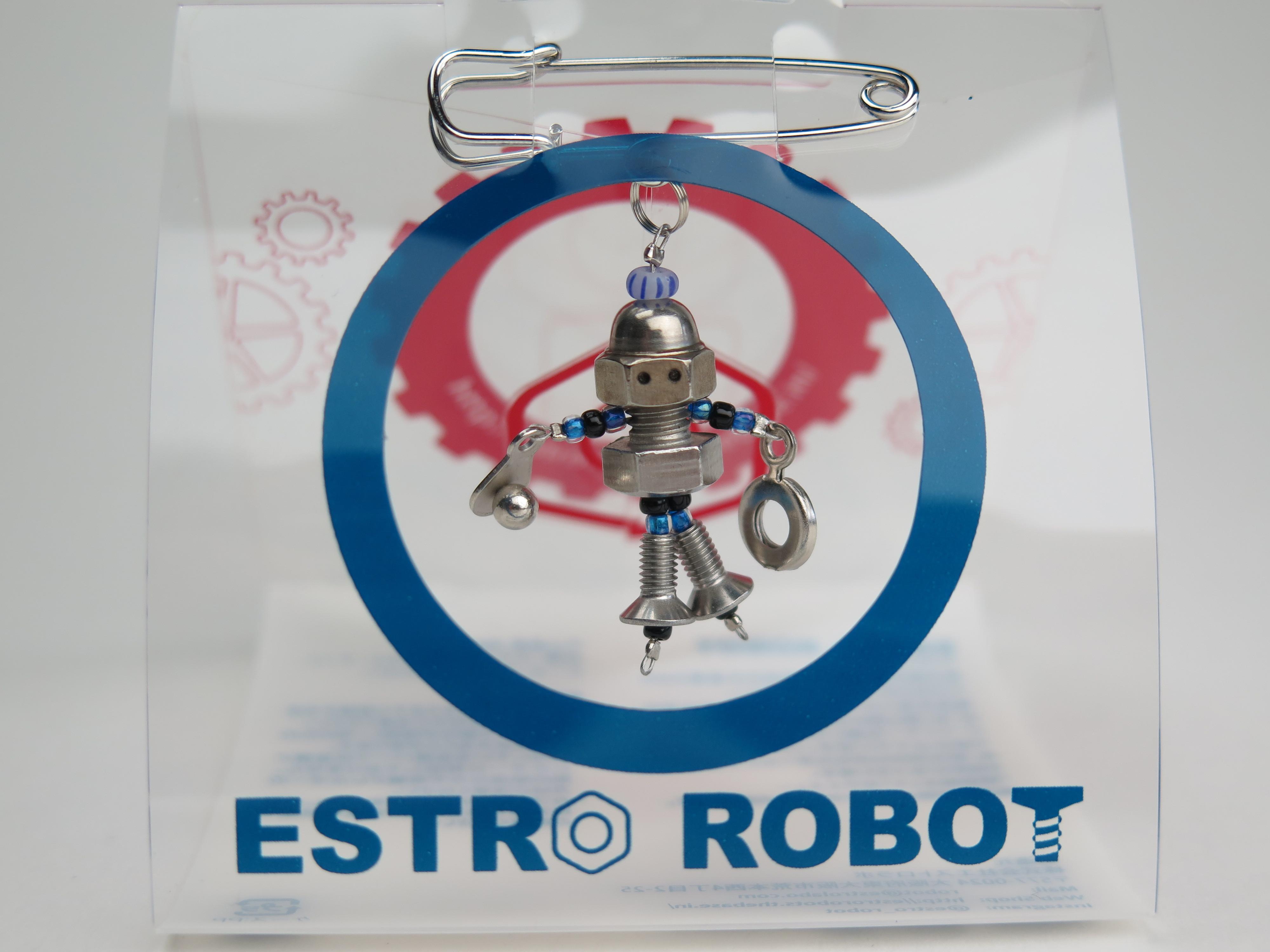 estro robot blue black ブルー ブラック