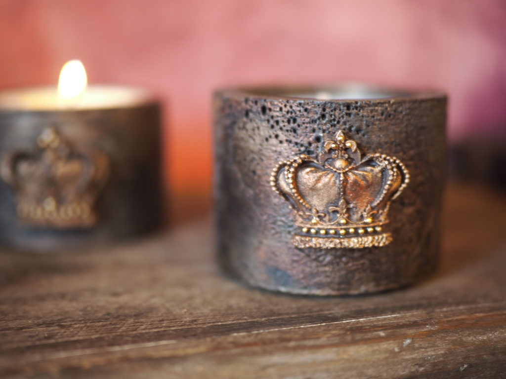 Vintage candle  5