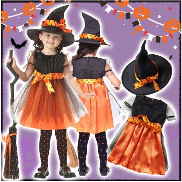 ハロウィン 即納 魔法使い ハロウィン衣装 子供 舞台 コスチューム クリスマス仮装 ek069