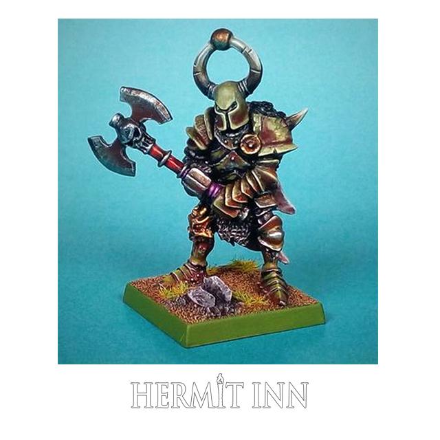 深淵の戦士:暗闇の武人 - 画像1