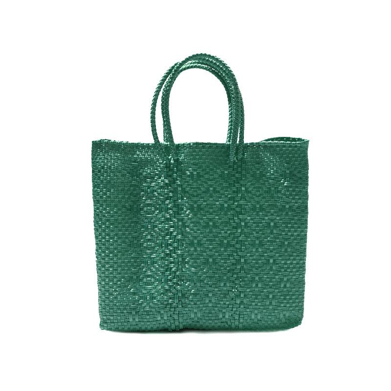 MERCADO BAG ROMBO - Green(S)