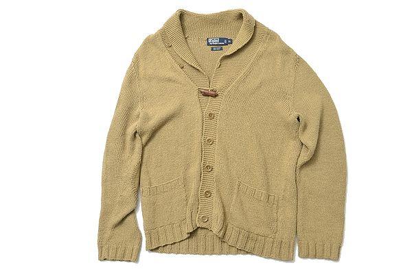 Ralph Lauren sizeLL elbow putch sweater/polo