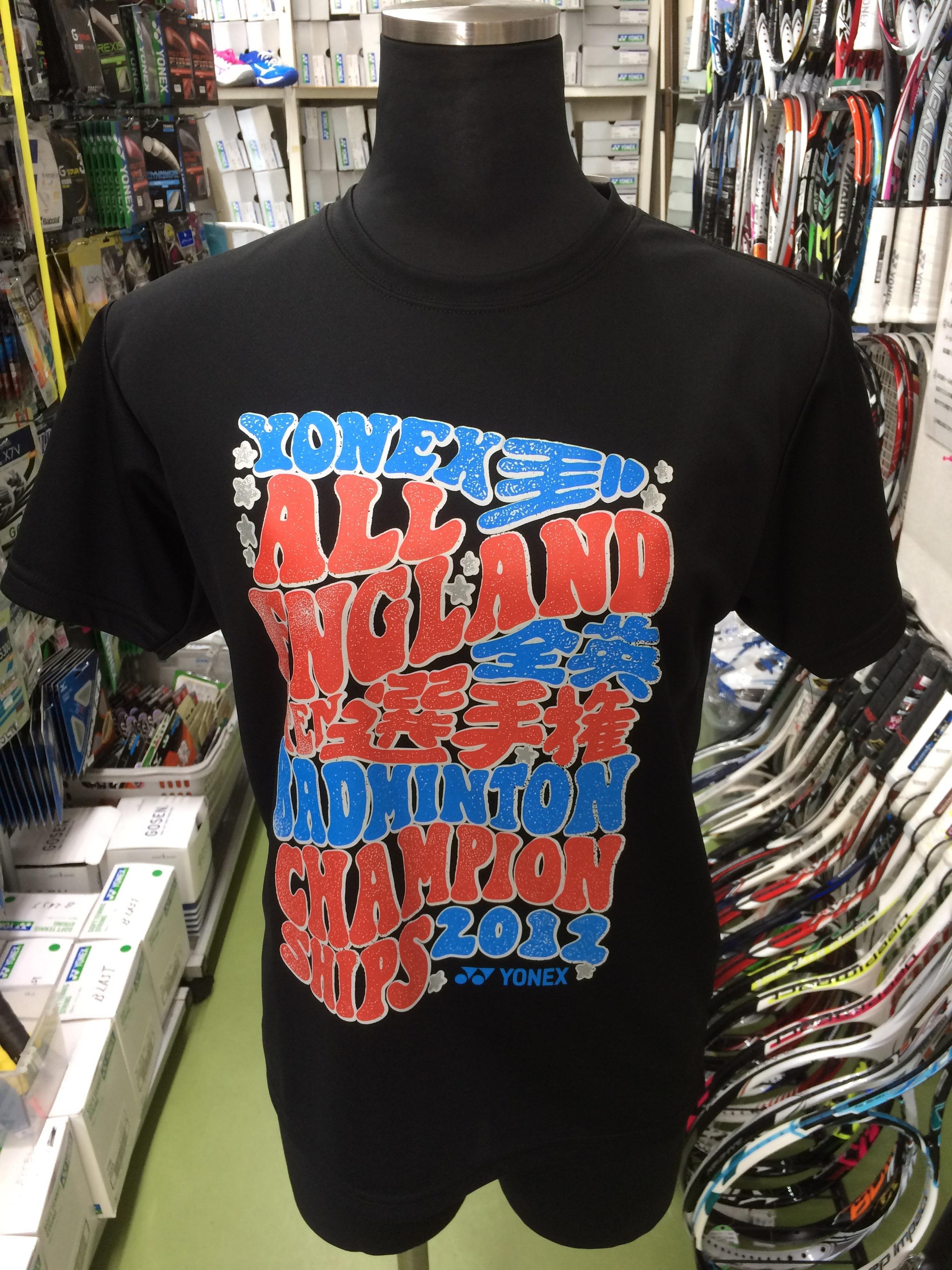 ヨネックス レディースドライTシャツ YOB12011 - 画像1