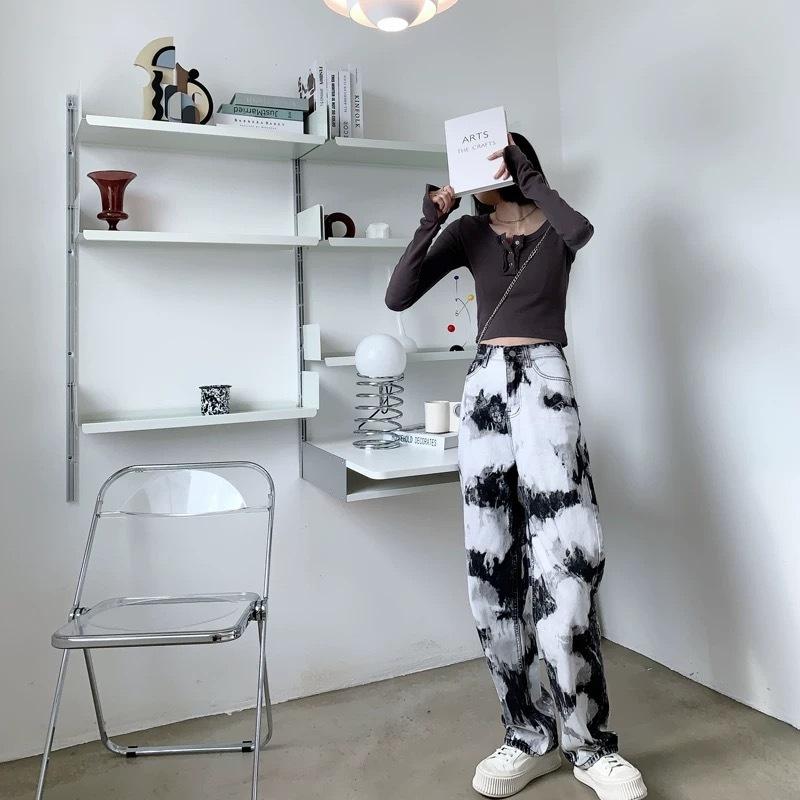 unique paint pants