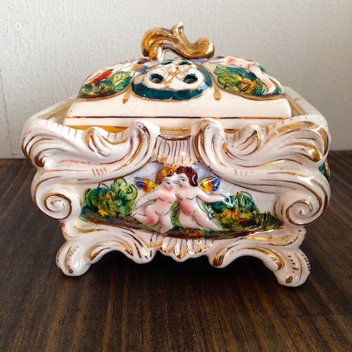 Capodimonte Jewerly Box