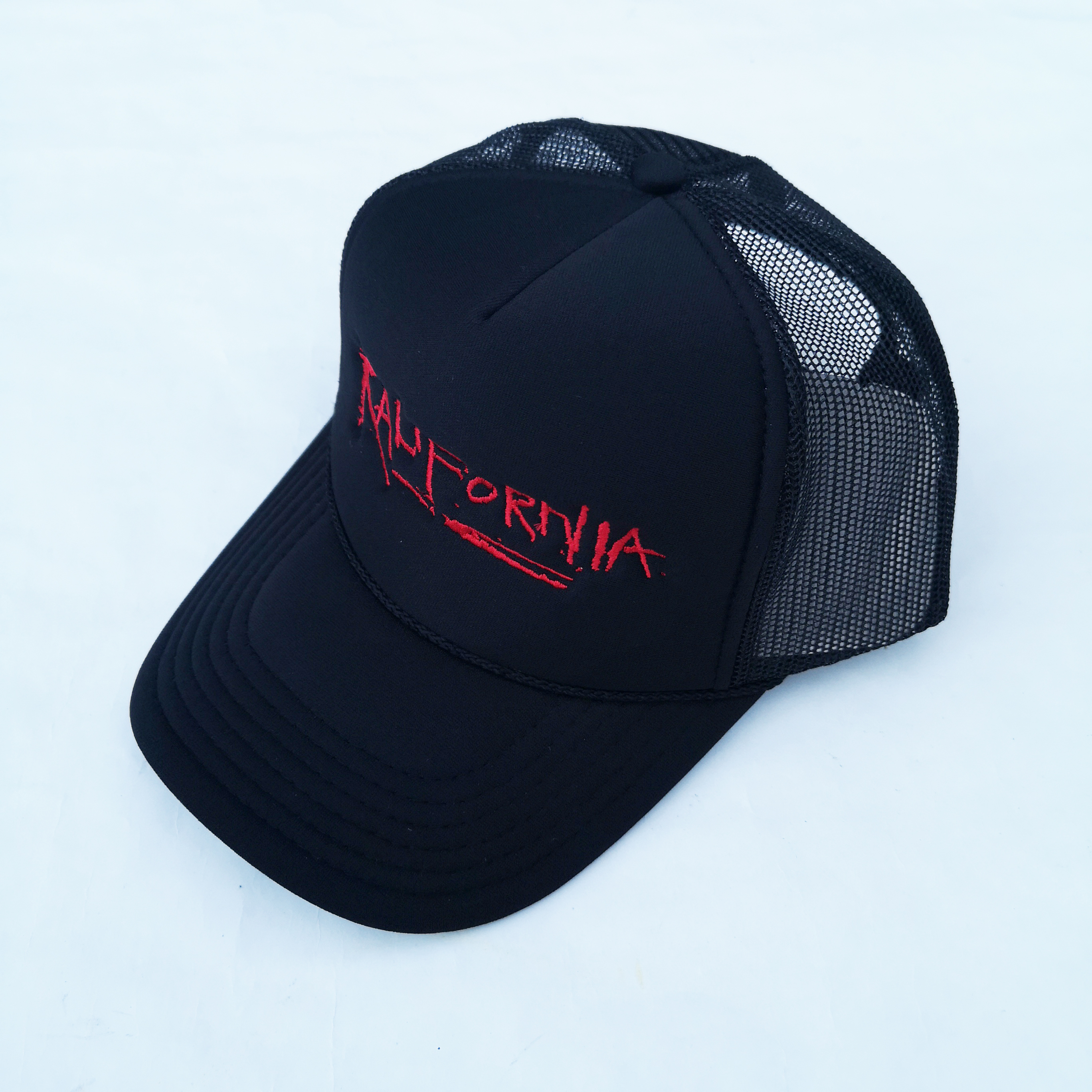 "BLACK DALLAS ""Kali"" MESH CAP"