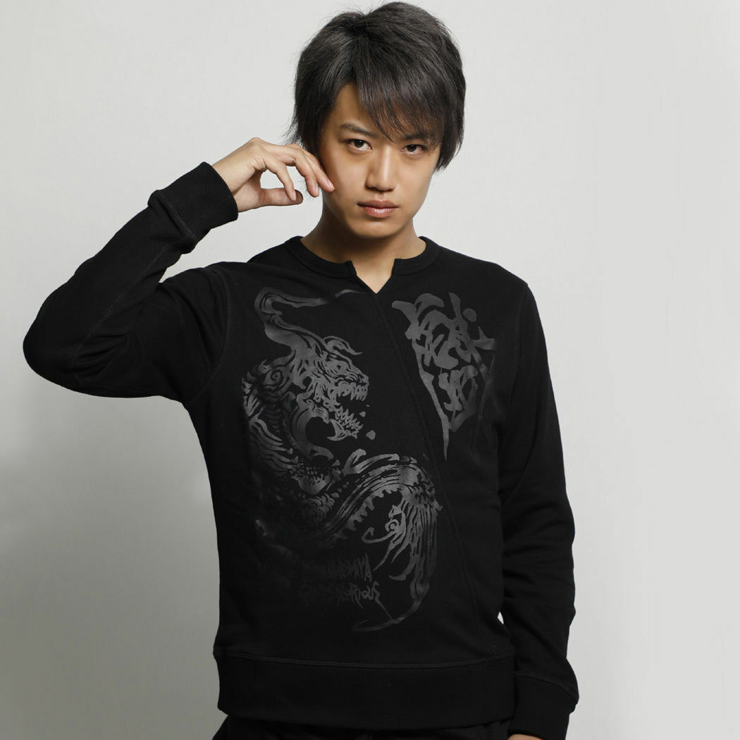 【 KEITA AMEMIYA x GAMES GLORIOUS】K.A. Sweater 〜 MARYUU 〜 / GAMES GLORIOUS