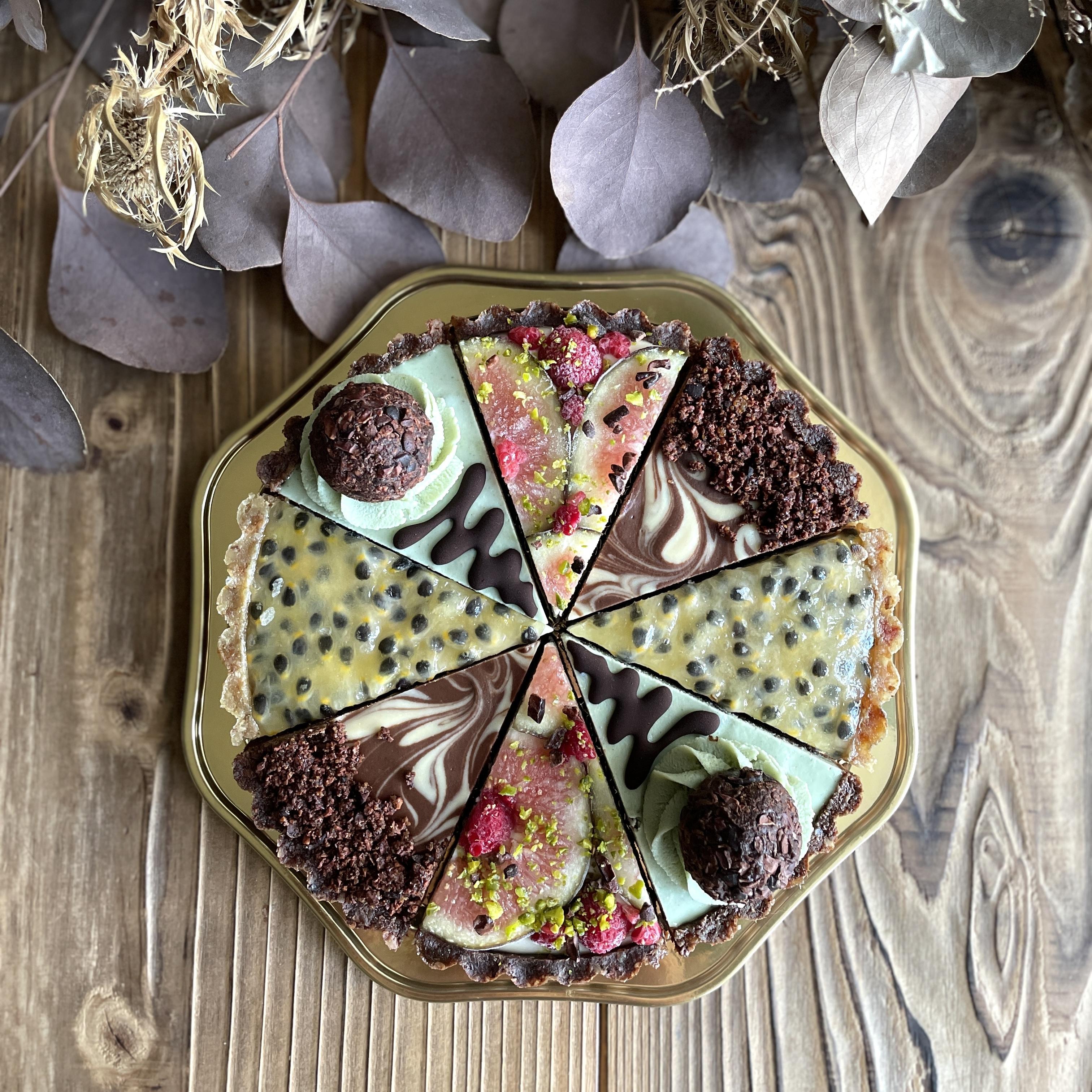 【ご予約のお客さま専用です】季節のローケーキ アソートセット Vol.20