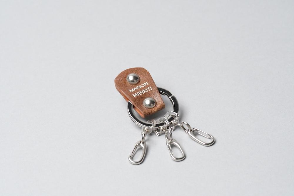 KEY RING_真鍮キーリング_ - 画像3