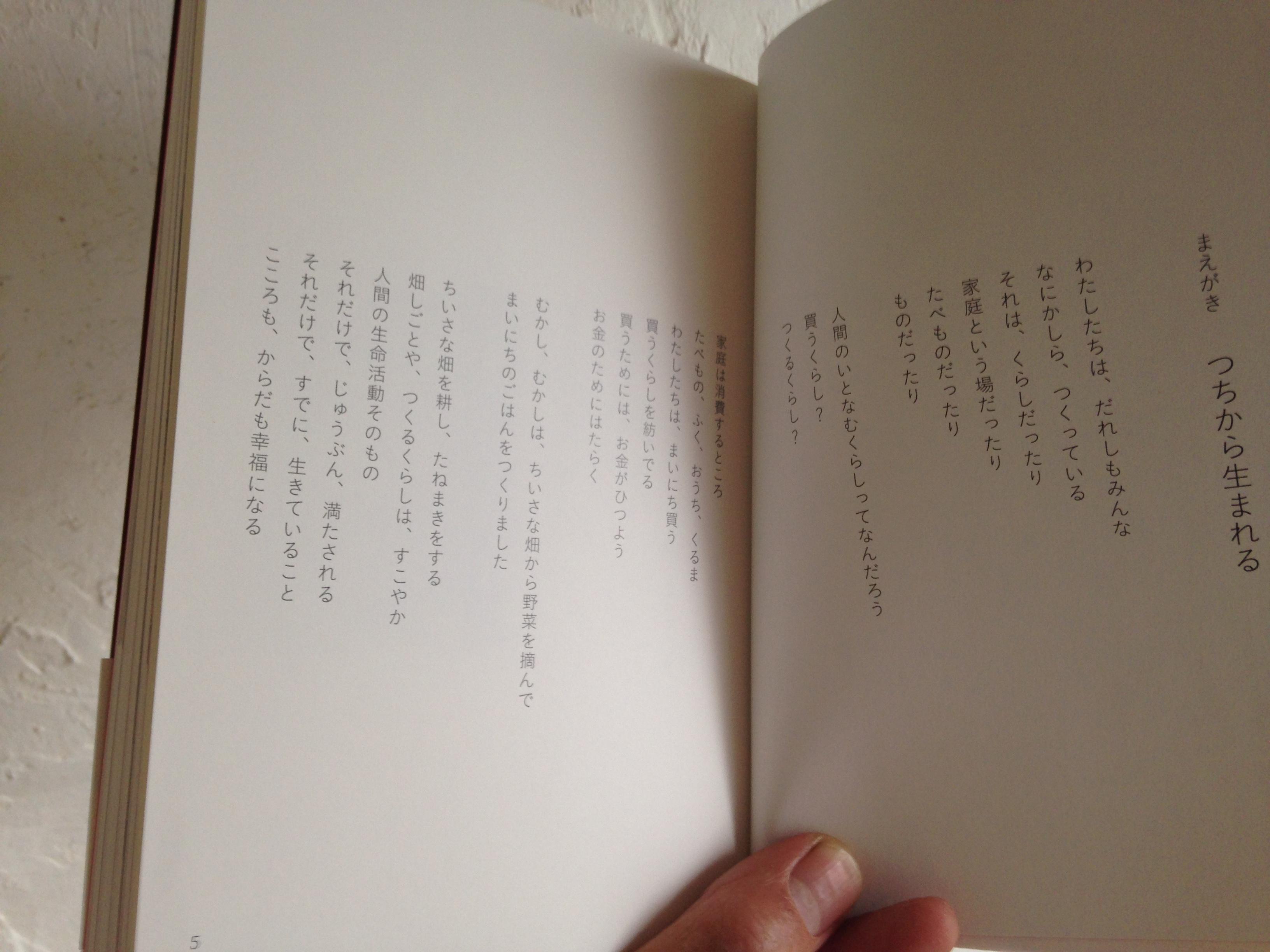 「ちいさなくらしのたねレシピ」(直筆イラスト入)早川ユミ著 - 画像4