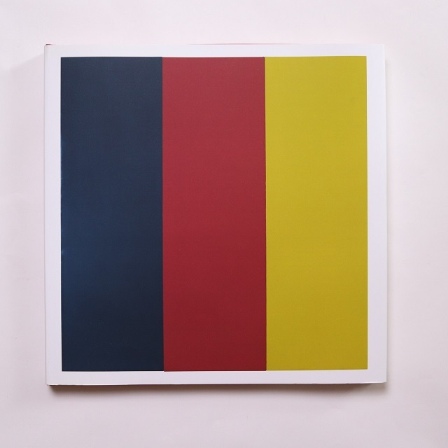 Brice Marden - Red Yellow Blue Catalogue / BRICE MARDEN