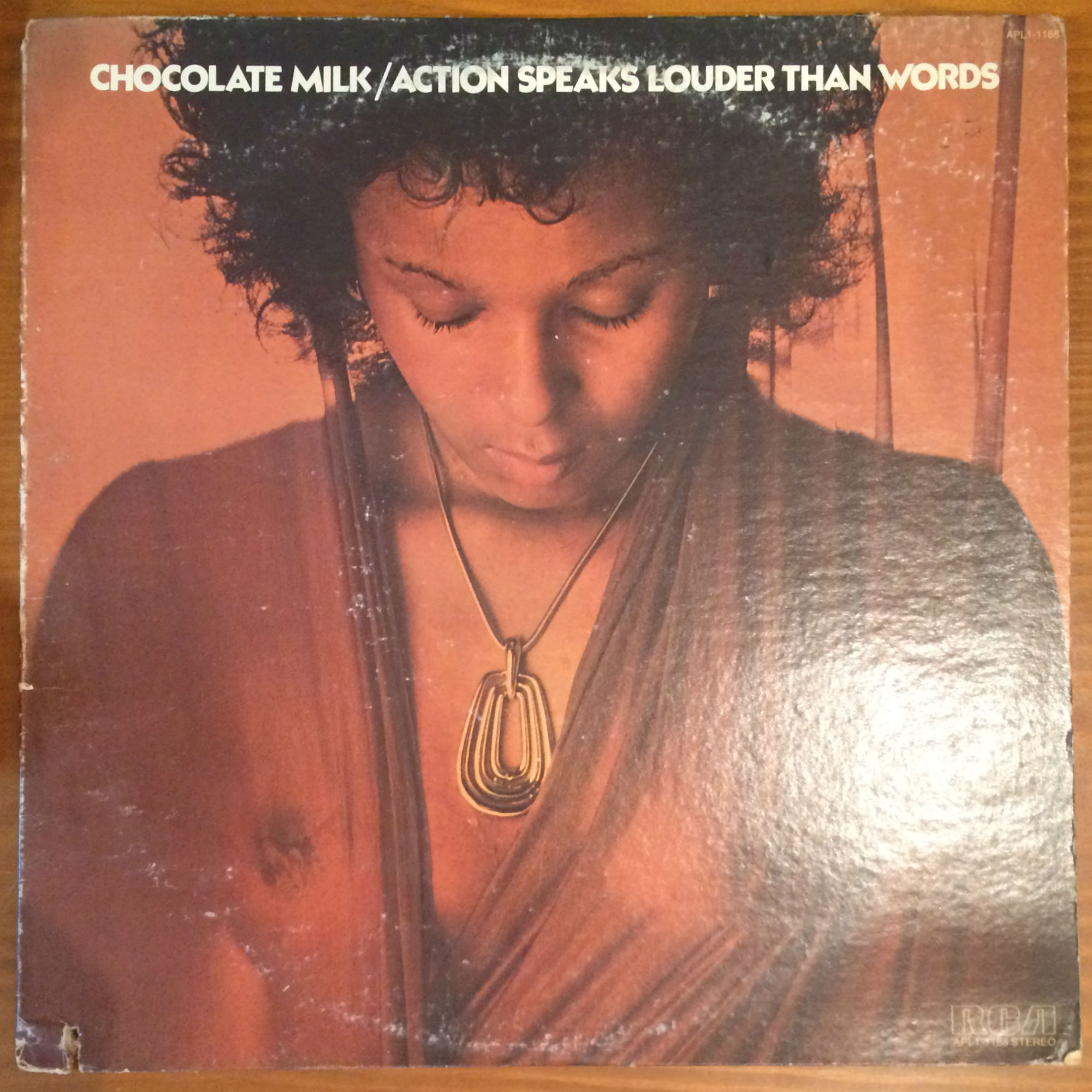 ●CHOCOLATE MILK / ACTION SPEAKS LOUDER THAN WORDS