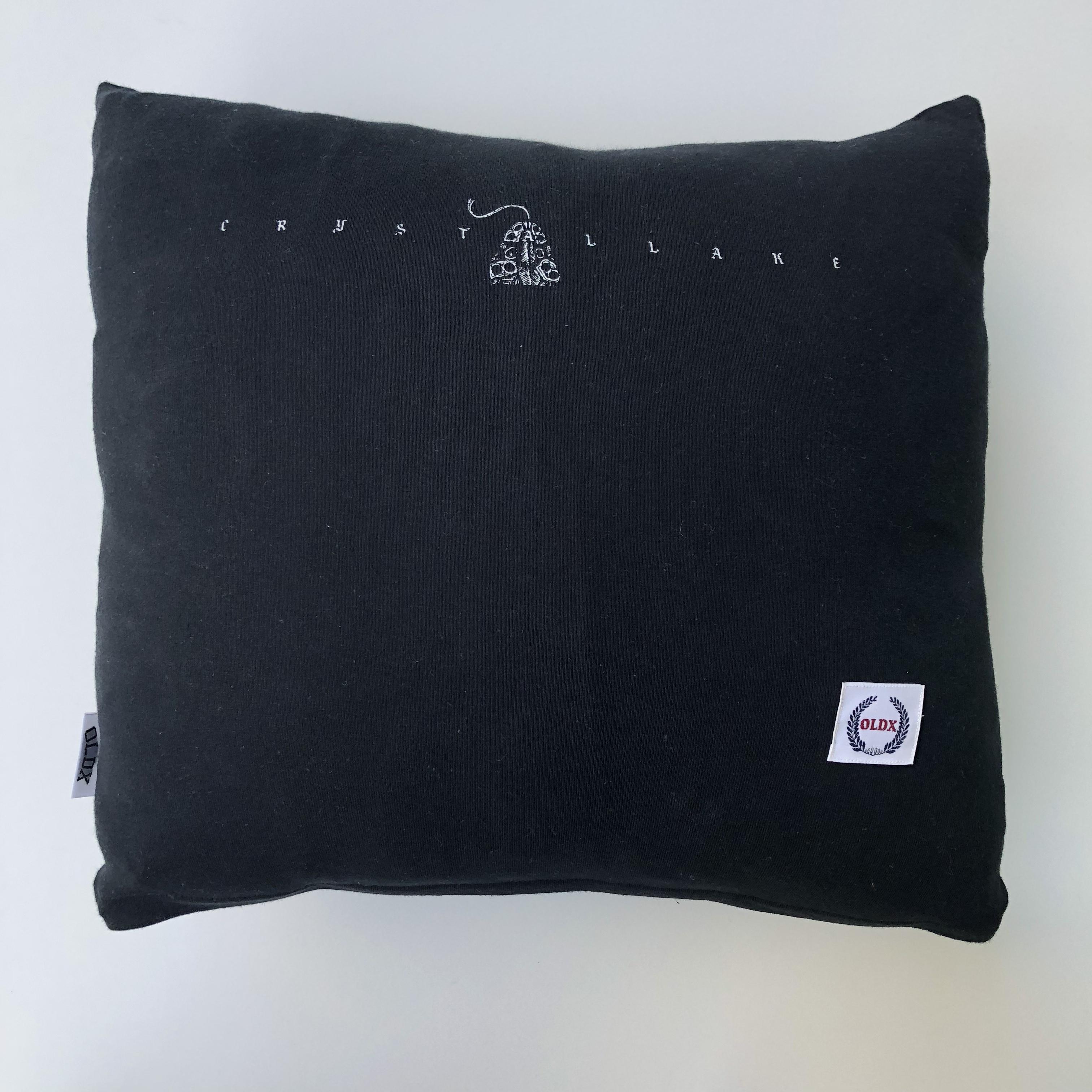 CRYSTAL LAKE x OLDX cushion Type-B