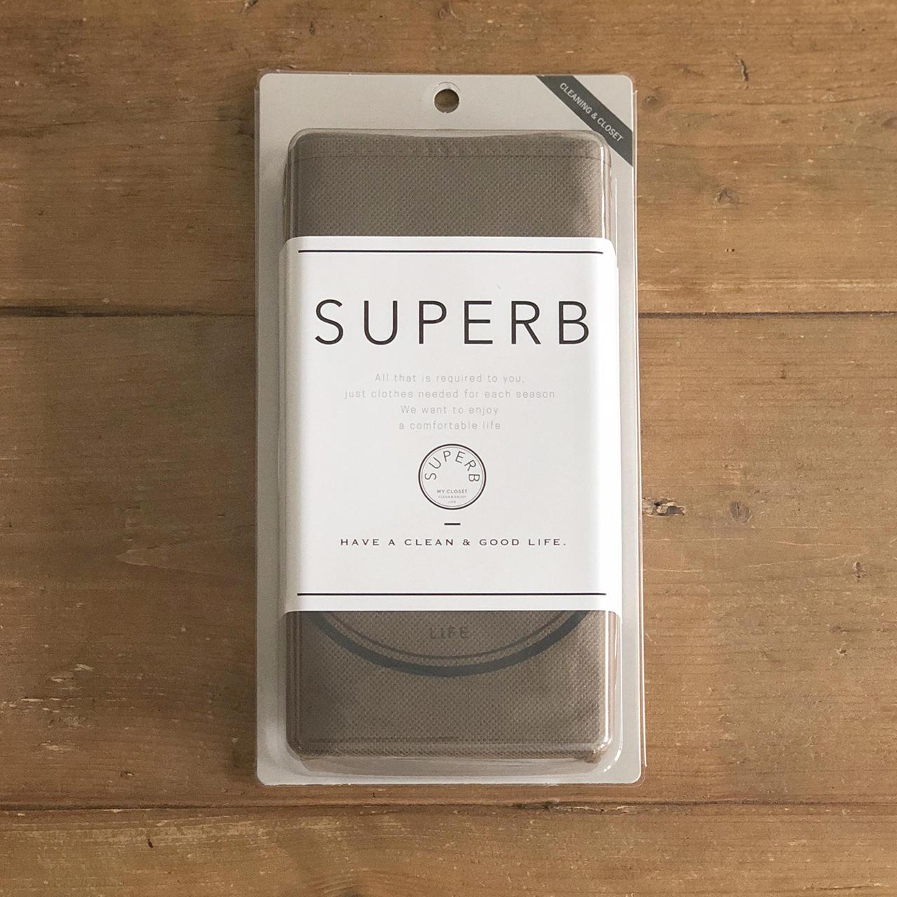 SUPERB / 衣類10点 クリーニング+保管
