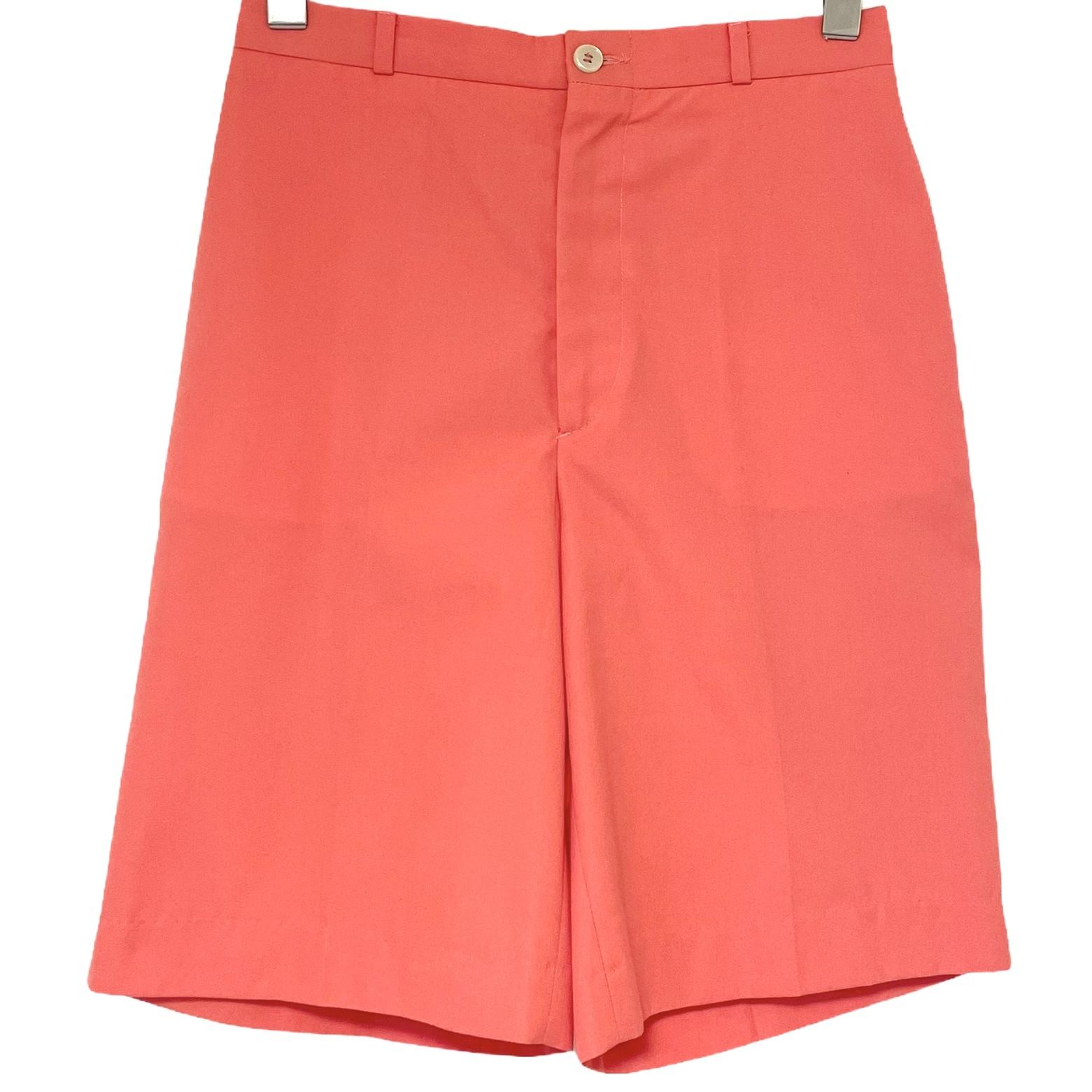 LADY THOMSON Pink Half Chino Pants