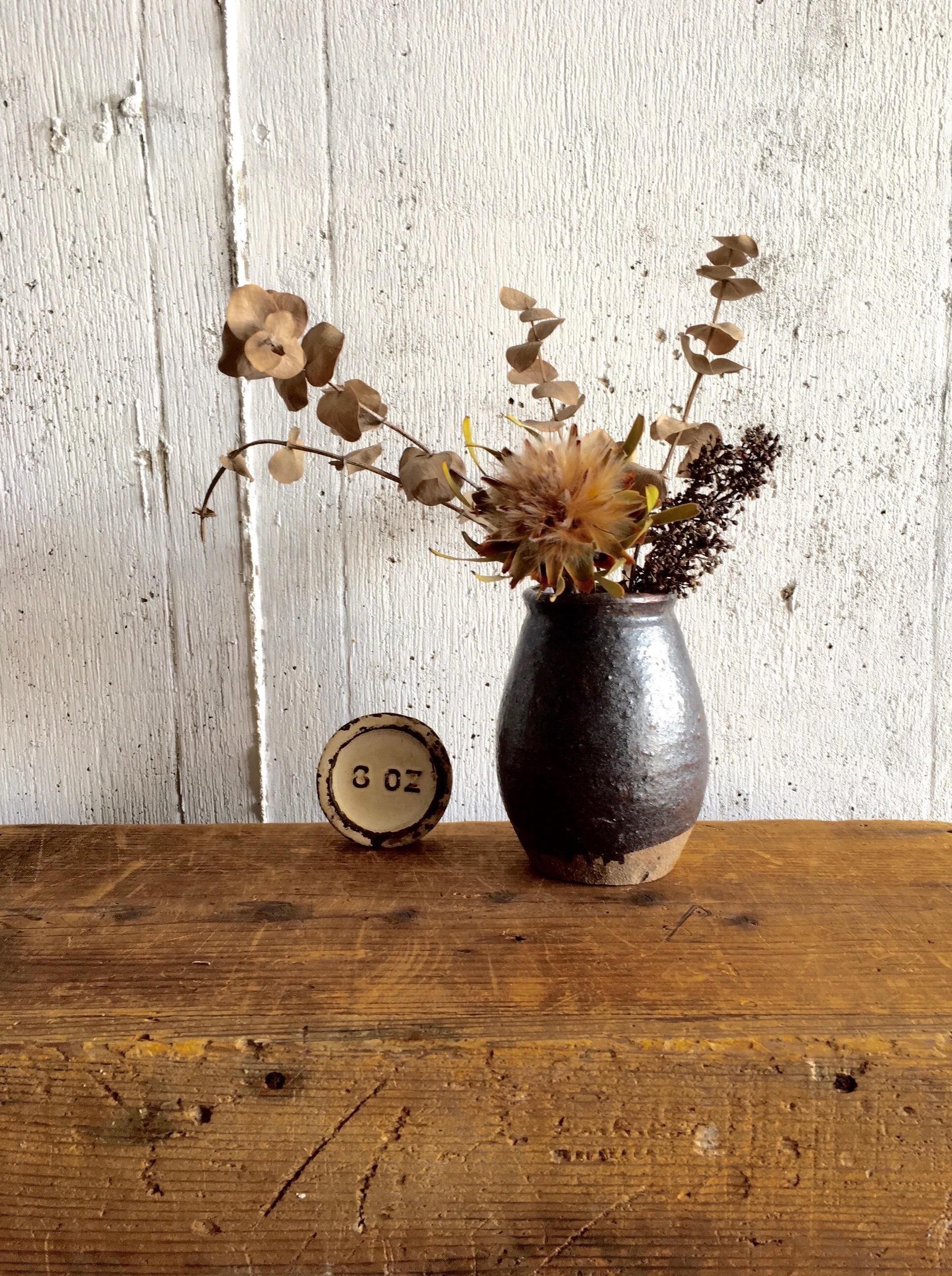 小ぶりな花瓶[古道具]