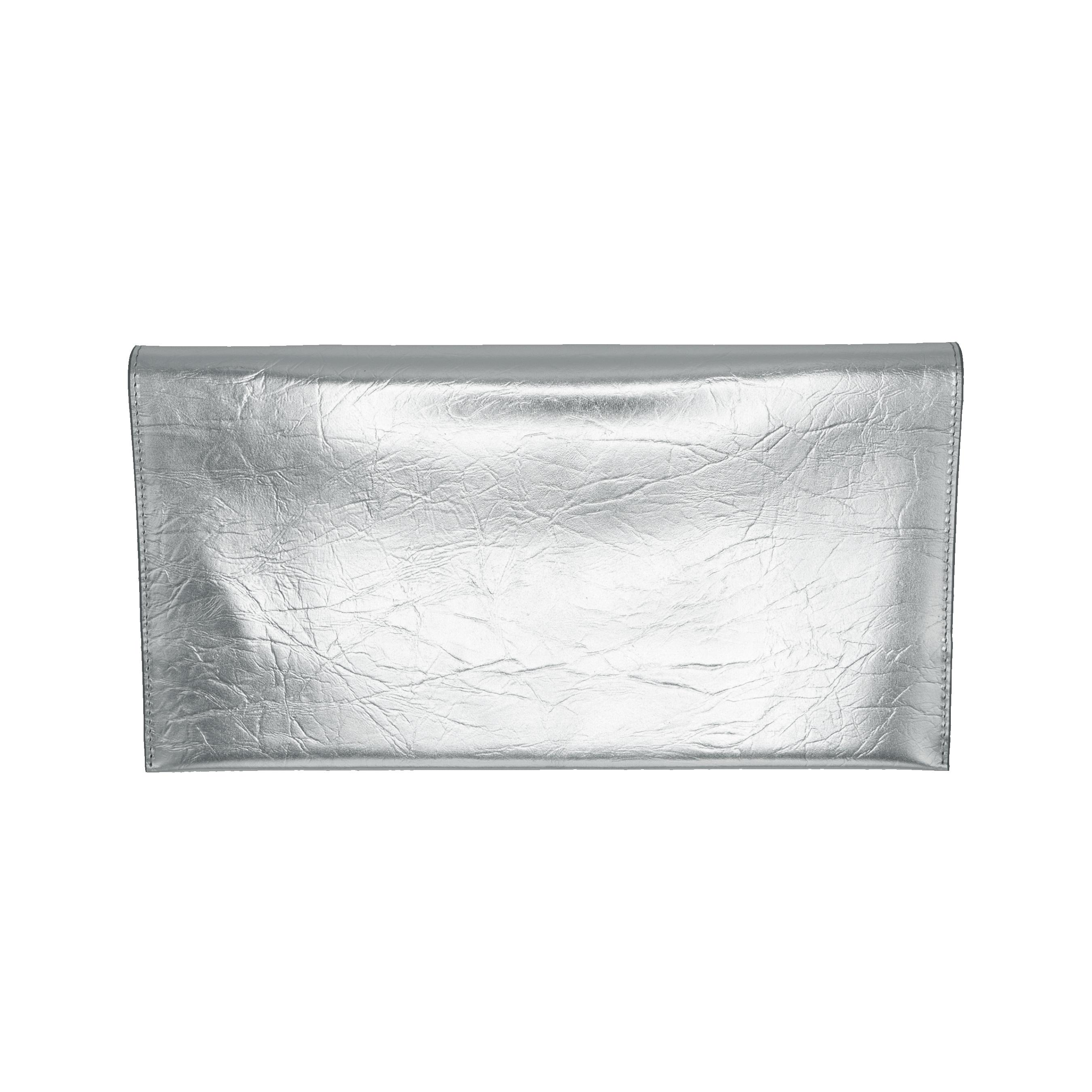 《クラッチバッグ》TIN BREATH Clutch bag Silver