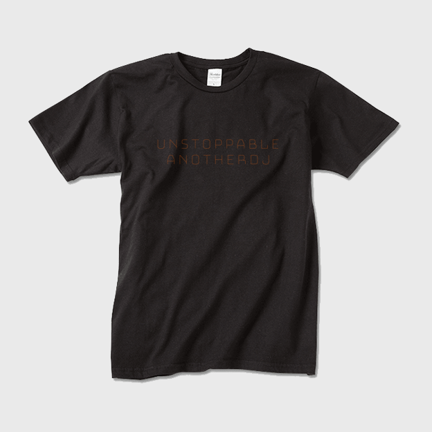 unstoppable_logo Tシャツ 黒  Mサイズ - 画像1