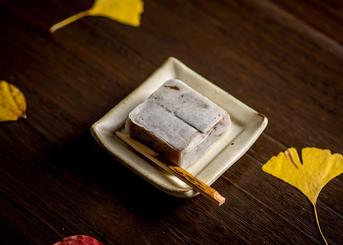 粉引き 角豆皿 (小皿・お茶請け皿・取り皿・醤油皿)/くるり窯