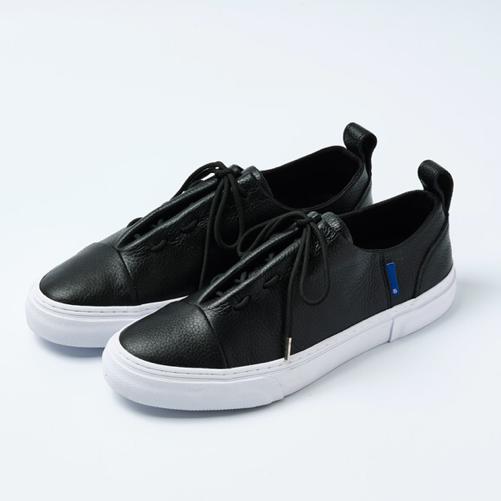 SLACK FOOTWEAR / ENWRAP EL (BLK/WHT)