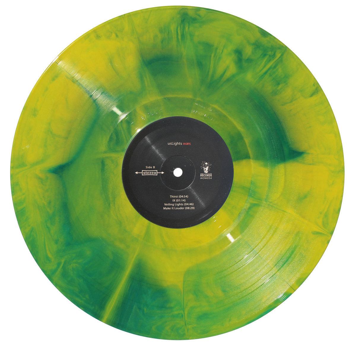 usLights / wæs(60 Ltd LP)