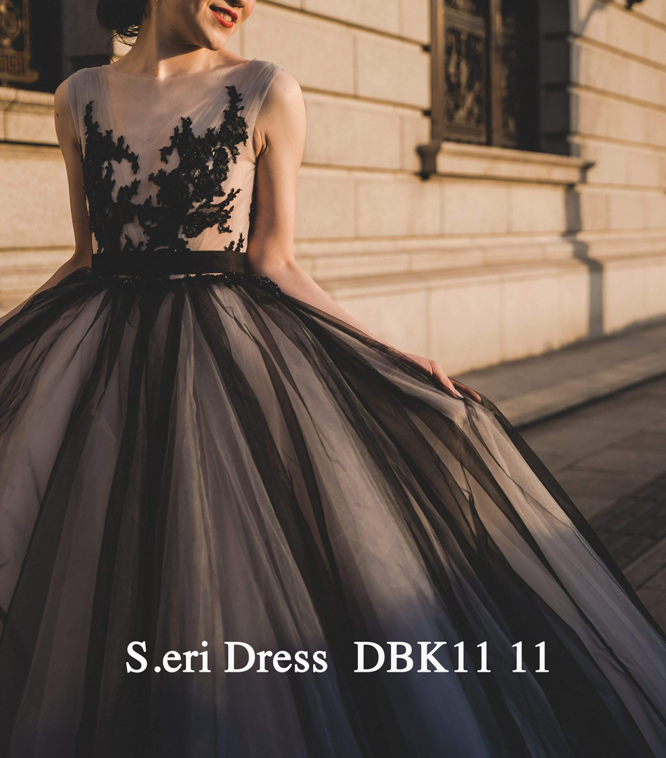 S.eri dress DBK-11-11 / エスエリ(5号)