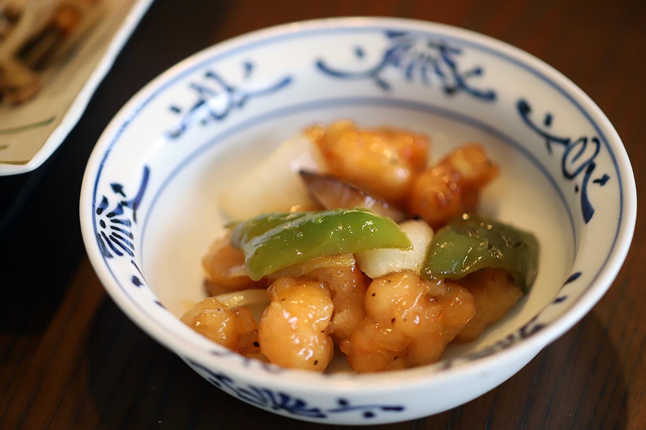 段草花 スープ碗 作:井手國博・与志郎窯(有田焼)