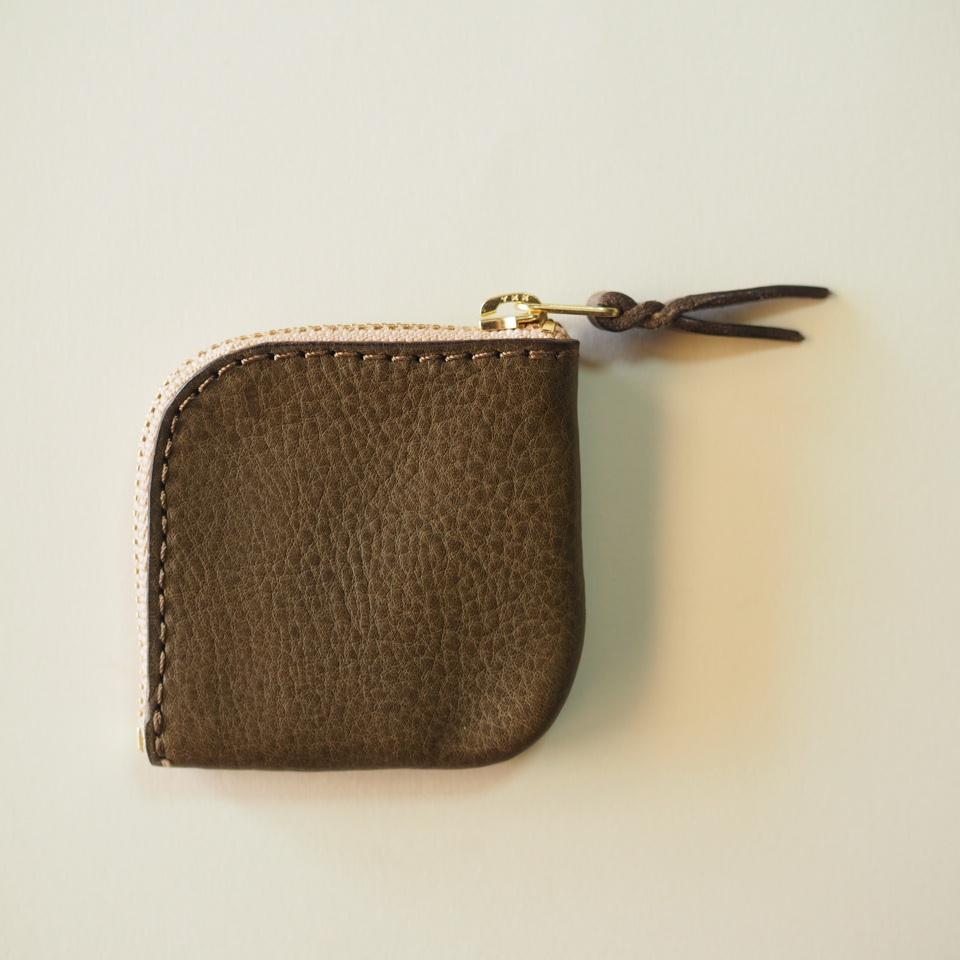 【限定色】ジュエリーコインケース / coin purse カーキ