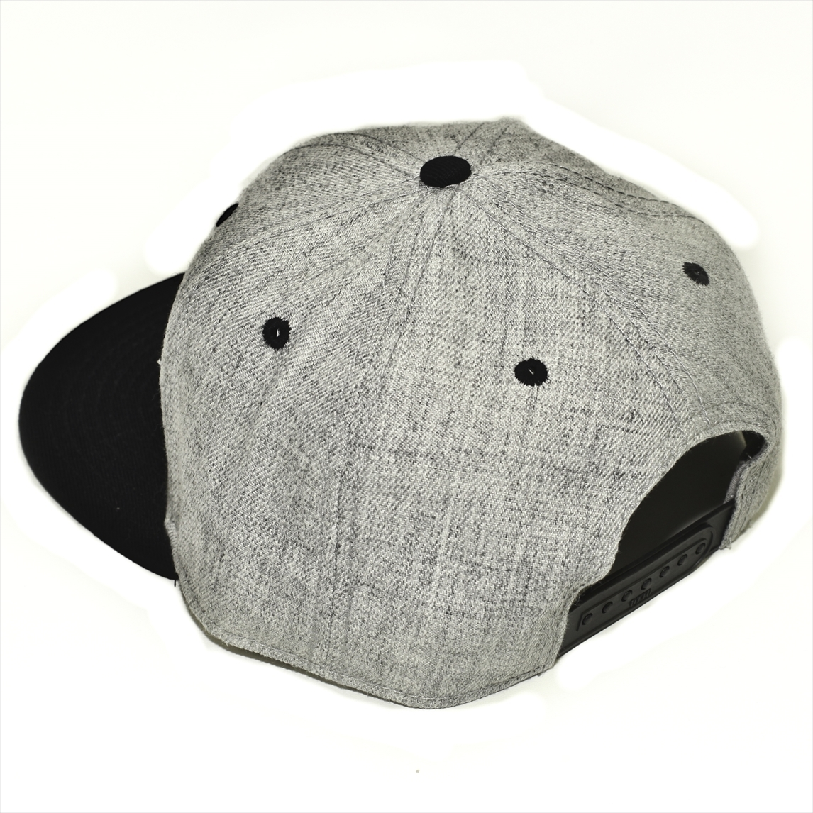 BOX LOGO CAP GRAY - 画像2