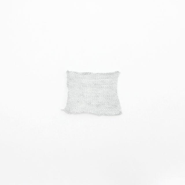 【No.15 ベルギーリネン】 ブラックネイビー