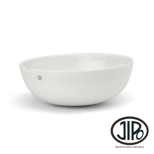 "JIPO Evaporating Dish Medium Round ""206/4/0"" / 285ml"
