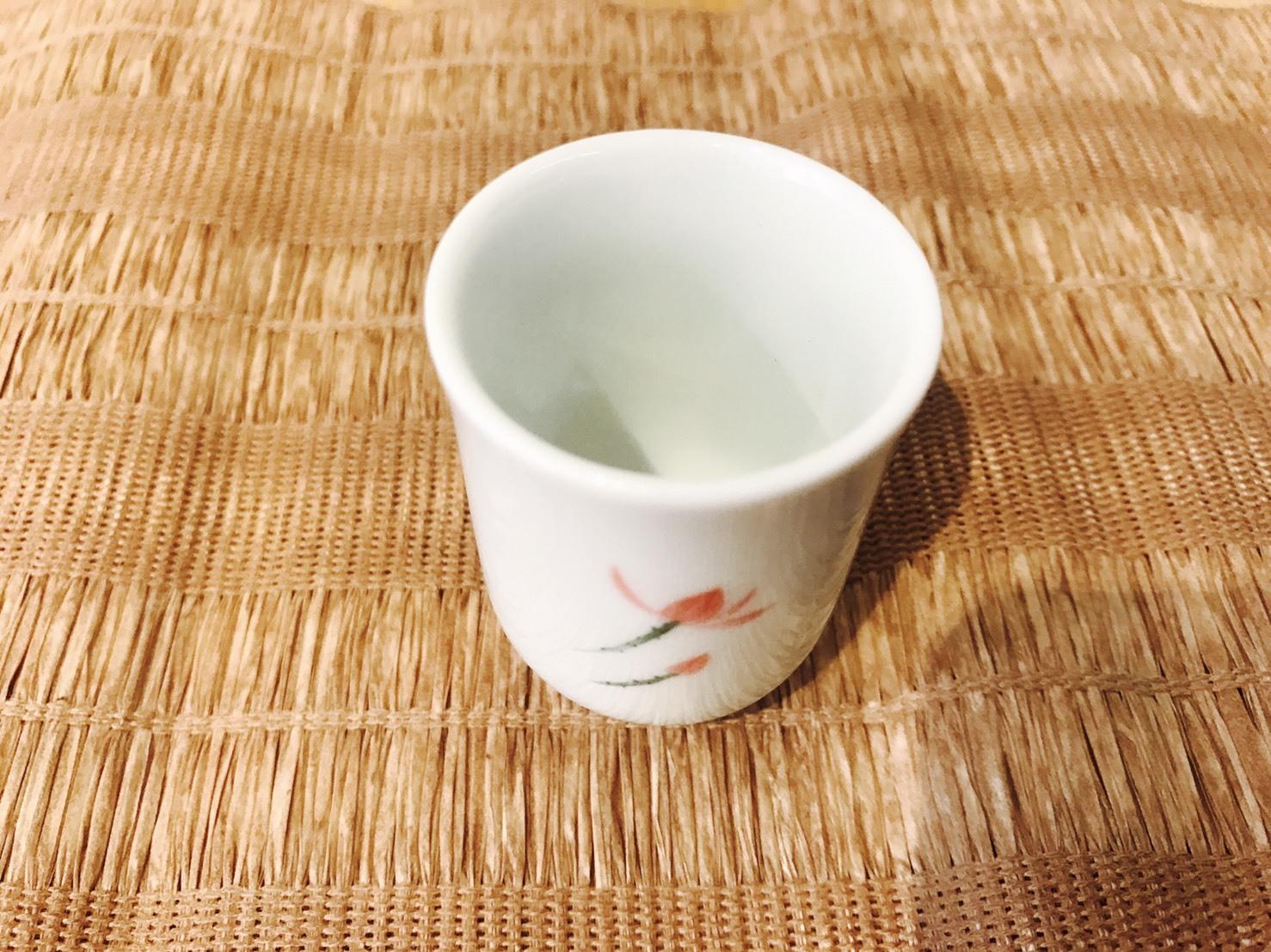 茶杯と聞香杯セット