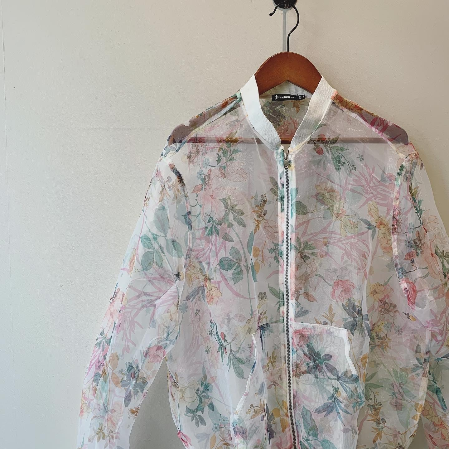 vintage  see-through jip outer