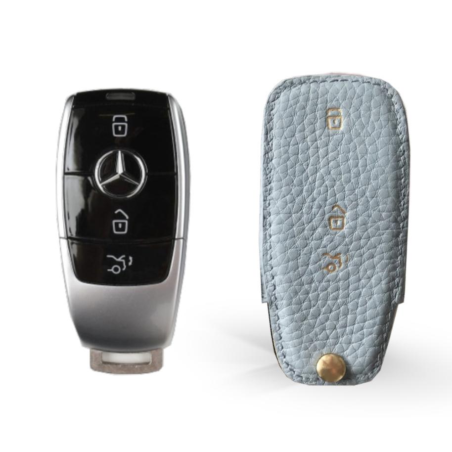 Mercedes Benz 専用 TypeC-2 Car Key Case Shrink Leather Case